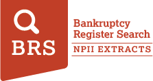 bankruptcy register search logo